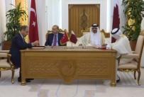 TÜRKIYE RADYO TELEVIZYON KURUMU - Türkiye ile Katar arasında 10 anlaşma imzalandı