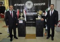 BÜYÜK KULÜP - Türkiye'nin İki Büyük Kupası, Selçuk'ta Sergileniyor