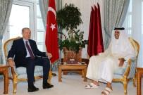 TÜRKIYE RADYO TELEVIZYON KURUMU - Türkiye Ve Katar Arasında 10 Anlaşma İmzalandı