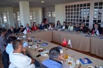 TÜRKIYE SEYAHAT ACENTALARı BIRLIĞI - TÜRSAB Genel Sekreteri Gürcün, Didimli Acentelerle Bir Araya Geldi