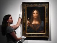 İTALYAN - Ünlü Tablo Salvator Mundi Müzayedeye Çıkıyor