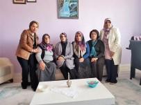 ŞEHİT AİLELERİ - Vali Kaban'ın Eşi Neriman Kaban Şehit Ailelerini Ziyaret Etti