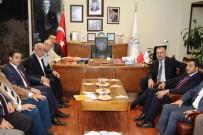 ALAADDIN VAROL - Varol Açıklaması 'AK Parti Belediyecilikte Markadır'