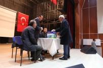 MEHMET ALI ÖZTÜRK - Varto SYDV Mütevelli Heyet Seçimi