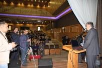 HARRAN ÜNIVERSITESI - Yabancı Dil Olarak Türkçe Eğitimi Sertifika Töreni Yapıldı