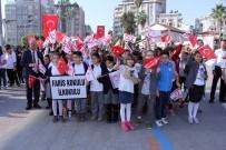 KUZEY KıBRıS TÜRK CUMHURIYETI - Yavru Vatan KKTC'nin Cumhuriyet Bayramı Mersin'de Törenle Kutlandı