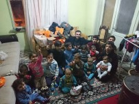 ÜLKÜ OCAKLARı - 50 Türkmen Çocuğun Kışlık Kıyafet İhtiyacı Karşılandı