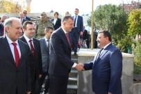 ÖMER DOĞANAY - Acara Özerk Cumhuriyeti Başkanı Pataradze Artvin Belediyesini Ziyaret Etti
