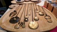 SIRKECI - Antika Eserler Sirkeci Garı'ndaki Festivalde Görücüye Çıkacak