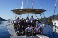 10 KASıM - Astra Zeneca Yelken Takımı, Sonbahar Göcek Yarış Haftası'nı 3 Ödülle Tamamladı