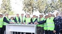 OSMANIYE VALISI - Avrupa Birliği'nin 10 İlde 60 Okul Projesinin Temeli Osmaniye'de Atıldı