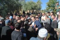 SERDAR KAYA - Aydın'da Köylülerin Su İsyanı