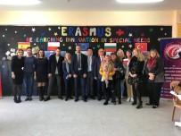KONUŞMA BOZUKLUĞU - Balıkesir Yurt Dışından Gelen Öğretmenleri Ağırladı
