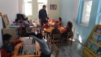 OKUL MÜDÜRÜ - Balya'da Zeka Oyunları Sınıfı Açıldı