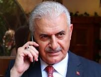 SEL FELAKETİ - Başbakan Yıldırım'dan Çipras'a mesaj: Yanındayız