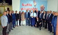KURUÇAY - Başkan Ali Çetinbaş Açıklaması Partimizin Tavşanlı Teşkilatı Yüzde 98 Oranında Yenilendi