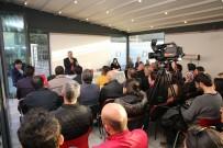 MİMARLAR ODASI - Başkan Büyükkılıç Mimarlar Odası Bilgilendirme Toplantısına Katıldı