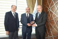 YÜKSEK SEÇIM KURULU - Başkan Kafaoğlu Ankara'da Temaslarda Bulundu