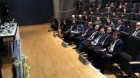 Başkan Kara Şehir Ve Göç 'Konulu Konferansa