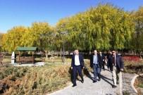 ALİ HAMZA PEHLİVAN - Başkan Memiş Doğal Taş Fabrikası Ekibini Ağırladı