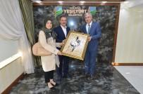 UĞUR POLAT - Başkan Polat TRT Ekibini Misafir Etti