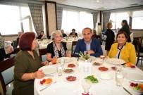 TÜRK GENÇLİĞİ - Başkan Sözlü, Cumhuriyet Öğretmenleri İle Bir Arada