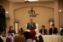 ARITMA TESİSİ - Başkan Toçoğlu, Çevre Koruma Daire Başkanlığı Personeliyle Bir Araya Geldi