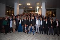 DİYARBAKIR VALİLİĞİ - Başkankaraosmanoğlu, Mardinli Muhtarlarla Buluştu