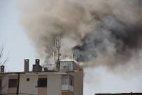 BAZ İSTASYONU - Baz İstasyonunda Şüpheli Yangın.