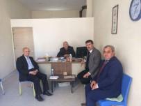 Belediye Başkanı Cankul'dan Esnaf Ziyareti