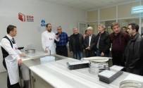 MECLİS ÜYESİ - BTSO Mutfak Akademi'de Hedef 5 Yılda 5 Bin Kadın İstihdamı