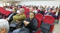 ÖMER SEYFETTİN - Burhaniye'de Diyabet Semineri Düzenlendi
