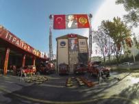 ERCIYES ÜNIVERSITESI - Büyükşehir İtfaiyesine Yeni Araç Ve Ekipman