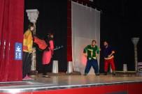 GEBZELI - Çocukların Tiyatro Keyfi
