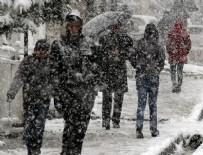 KAR YAĞıŞı - Dondurucu soğuklar ve kar geliyor!