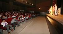 YENIKÖY - Döşemealtı'nda Geri Dönüşümlü Çocuk Tiyatrosu