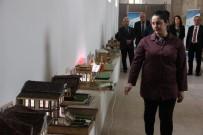 HALK EĞİTİM - Edirne'nin Tarihi Yapıları Ahşaba Yansıdı