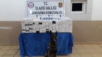 Elazığ'da 5 Bin Paket Kaçak Sigara Ele Geçirildi