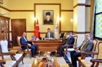 ERZİNCAN VALİSİ - Erzincan 'Güneşle Gelen Güç' İle Kalkınacak