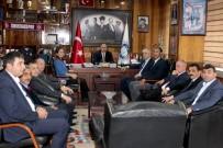 CUMHURİYET HALK PARTİSİ - GMİS'i Ziyaret Eden Kani Beko; 'Taşeron Yasaklanmalı'