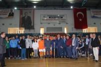 RECEP SOYTÜRK - Görme Engelliler Futsal Şampiyonası, İskenderun'da Başladı