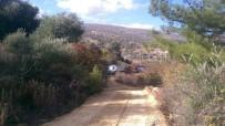 GÖKHAN KARAÇOBAN - Horzumkeserler Mahallesine 3 Kilometrelik Yol