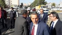 NACI KALKANCı - İki Otomobil Çarpıştı Açıklaması 1 Yaralı