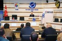 SERBEST BÖLGE - İMSAD'Anadolu Buluşmaları'nın Dördüncüsü Kayseri'de Düzenlendi