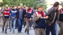 TELEFON KABLOSU - Kablo Hırsızlığı Operasyonuna 11 Tutuklama