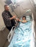 ÇİN - Kalp Krizi Geçiren Çinli Turist Aksaray'da Şifa Buldu