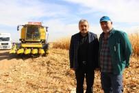 MıSıR - Karaman'da Hasadı Başlayan Mısır Yüz Güldürüyor