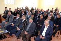 MıSıR - Kaymakam Doğramacı, 'Kırsal Kalkınma Ekonomik Yatırım Hibe Programı' Toplantısına Katıldı