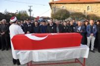 MUSTAFA ALTıNPıNAR - Kazada Hayatını Kaybeden Uzman Çavuş Toprağa Verildi