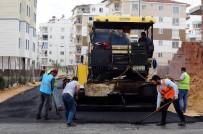 HAKAN TÜTÜNCÜ - Kepez Belediyesinden Şafak Mahallesi'ne 3 Bin 500 Ton Asfalt